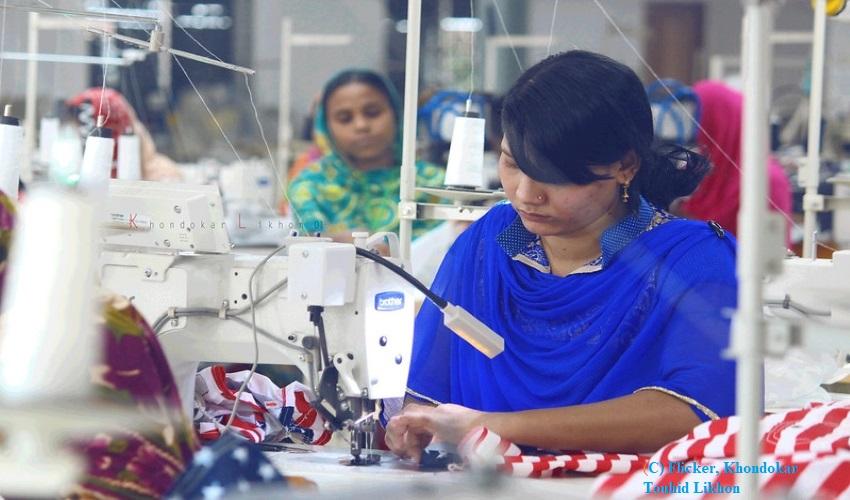 Bangladesh ranking on labour rights
