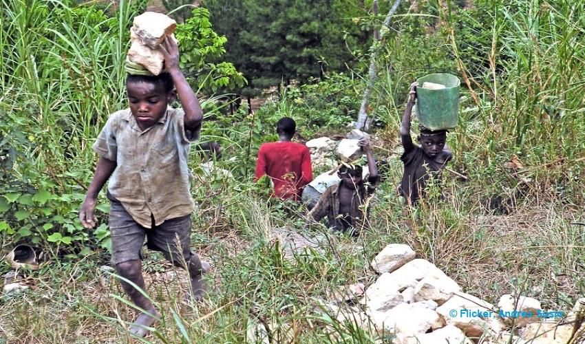 child labor in Uganda
