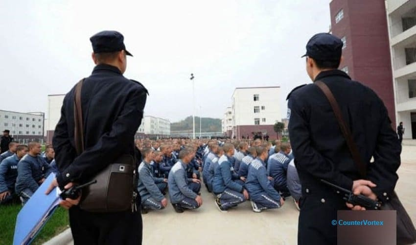 forced labour of Uyghurs