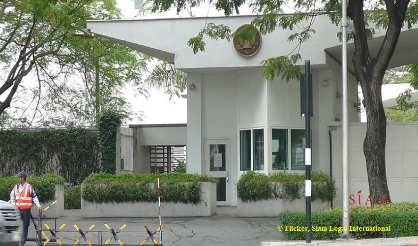 Embassies in Thailand