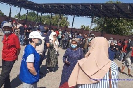 Stranded Uzbek Migrants in Kazakhstan would be allowed to cross border and head back, confirms Uzbekistan Embassy