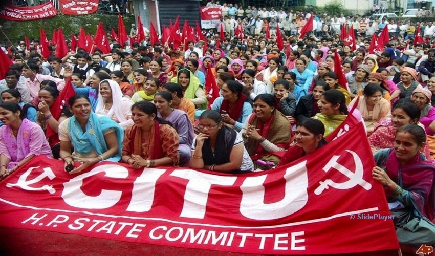 The Joint Committee of Trade Unions
