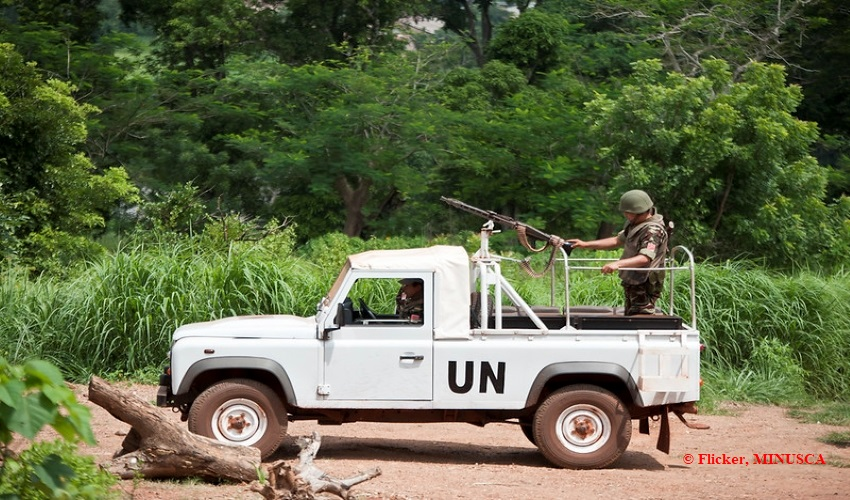 assaults against peacekeepers in the Central African Republic