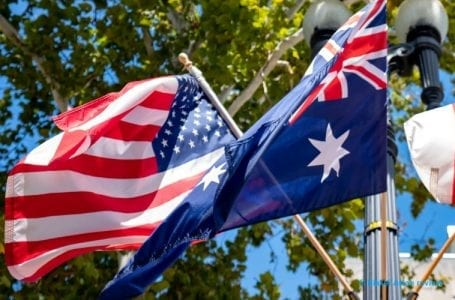 United States and Australia discuss new military cooperation, Covid-19, and China