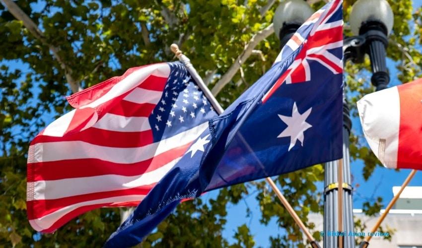 United States and Australia