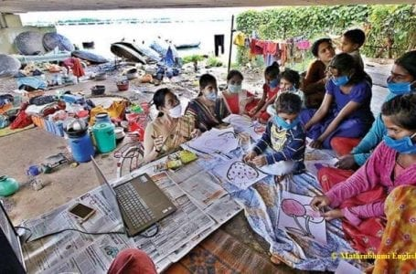How Children Found Education Under A Bridge In Kerala