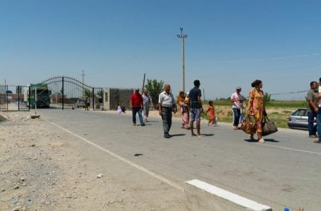Corona mars freedom to go home: Migrants stranded at Uzbekistan border for over a week