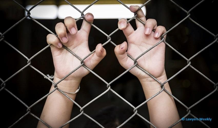 Australia, juvenile, detention
