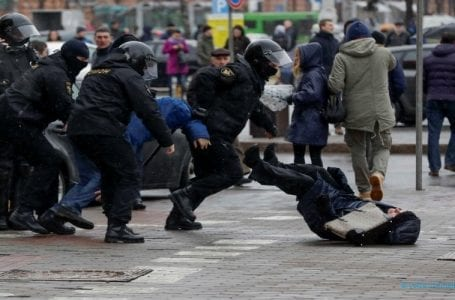 Belarus NGO's calls on the UN to hold a special session on Human Rights violation