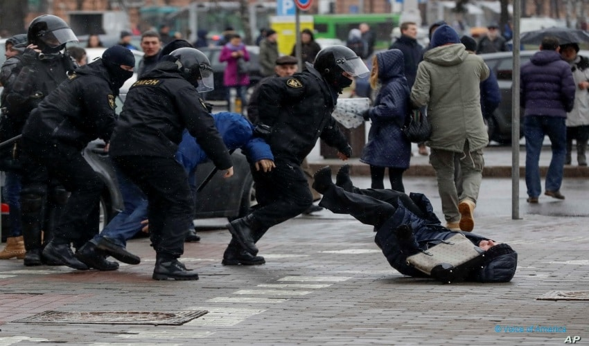 Human Rights, Belarus, Election, Alexander Lukashenko, Protests, Belarus Police, United Nations Human Rights Council, NGO, Human Rights violations,
