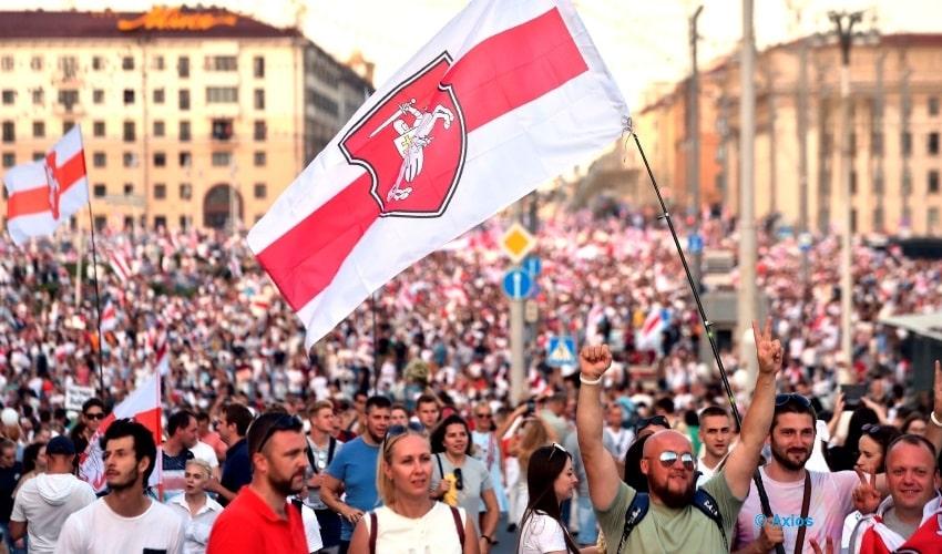 Belarus, Presidential Elections, Alexander Lukashenko, Protests, Fresh Elections, Belarus Embassy, Russia, Vladimir Putin,