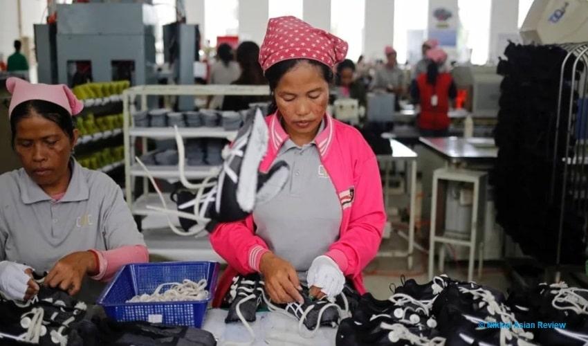 Cambodia's free trade