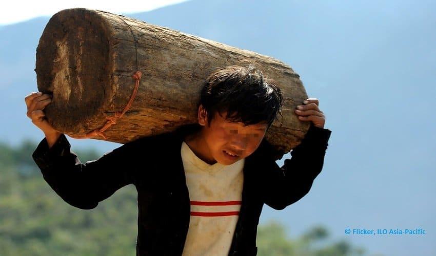 convention on child labor
