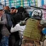 Sebastián Piñera, Chile, human rights violation, Mapuche Community