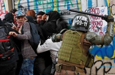 How Public Protests Are Criminalized In Chile?
