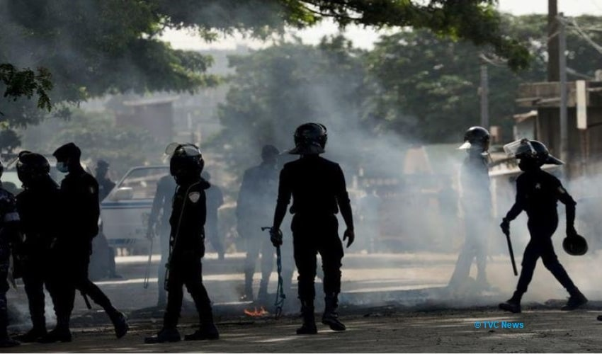 Cote D'Ivoire, protests, attacks, vigilante, police