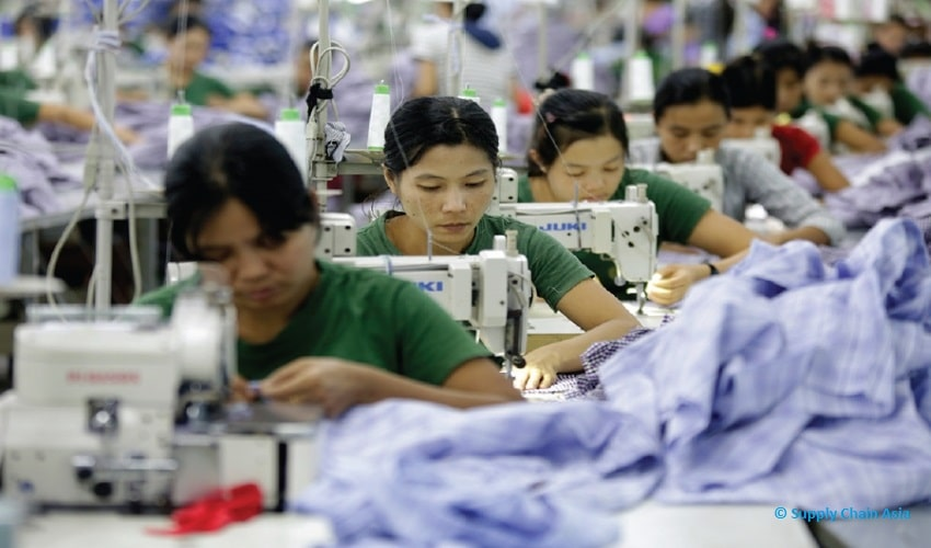 Garment Manufacturing Hits Worker Salaries