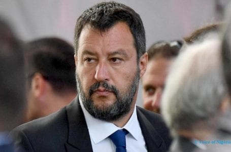 Salvini Checked For His Inhuman Stance Against Immigrants To Italy