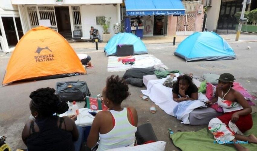 Beirut, Labanon, Beirut Blast, Migrant Workers, Human Rights Group, International Organization for Migration, Coronavirus, Pandemic,