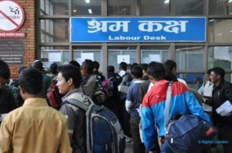 Nepal embassies review applications of over 6,000 workers seeking to return home