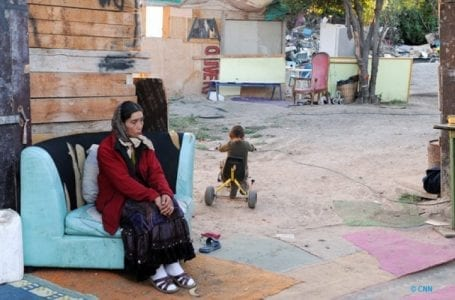 Roma disproportionately affected by the pandemic measures