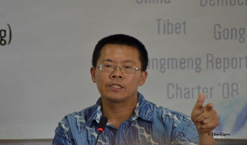 China, human rights, Teng Biao, Chinese Communist Party, Usanas Foundation,
