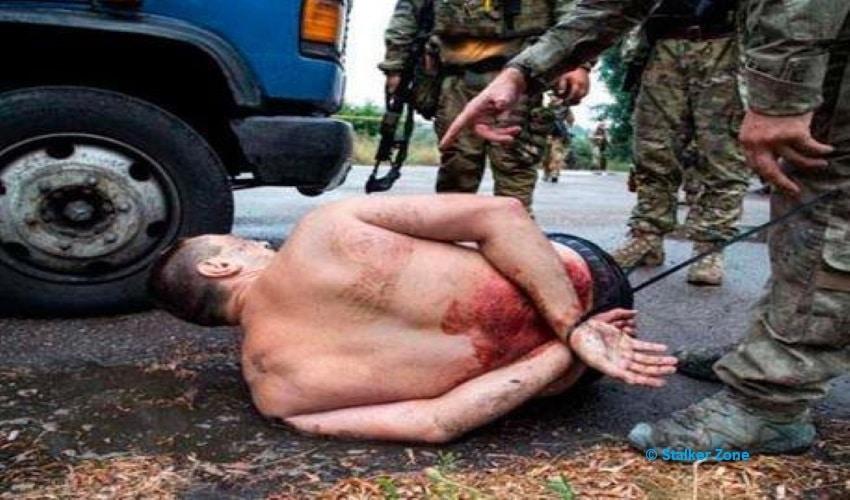 Victims of Unlawful Detention in Eastern Ukraine