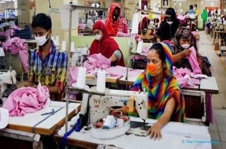 International retail industries fail to protect garment workers' rights in Asia