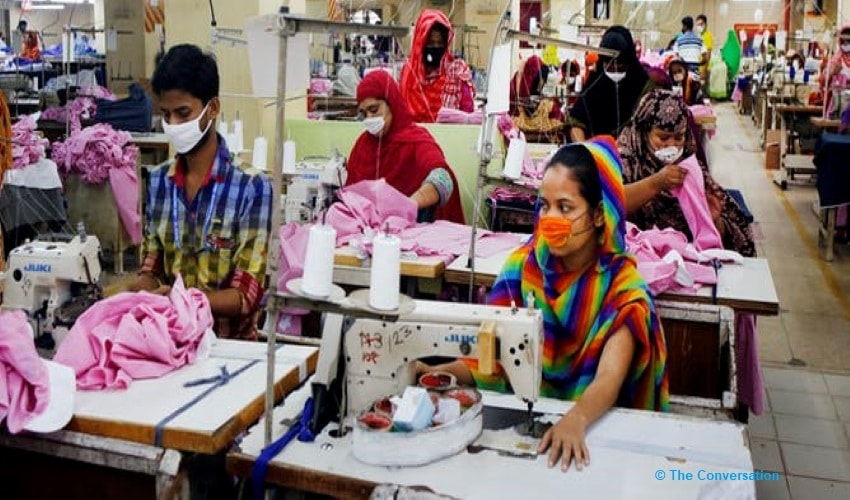 garment workers' rights in Asia