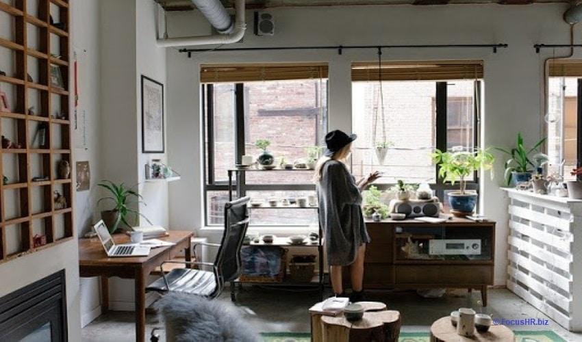 Work life balance, working from home, pandemic, boundaries