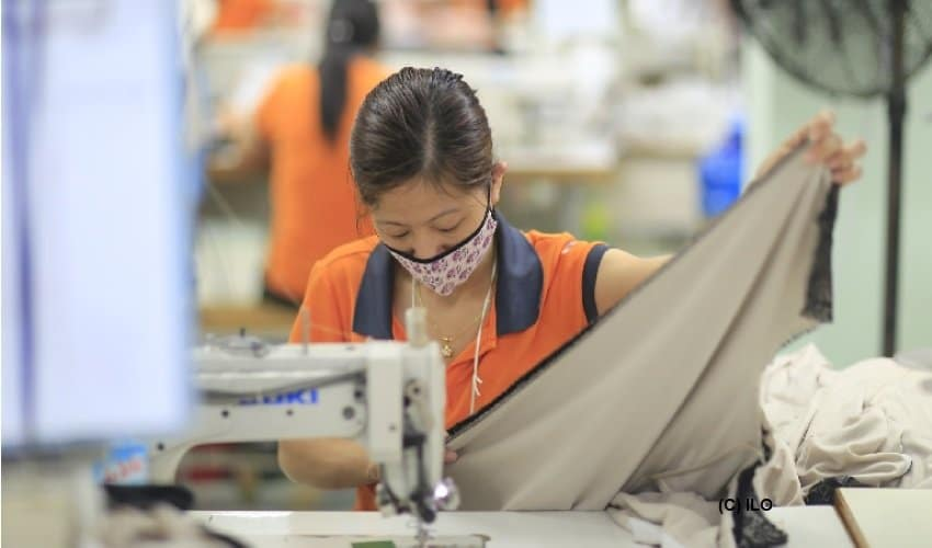 Garment, labour rights, workers, coronavirus, fashion