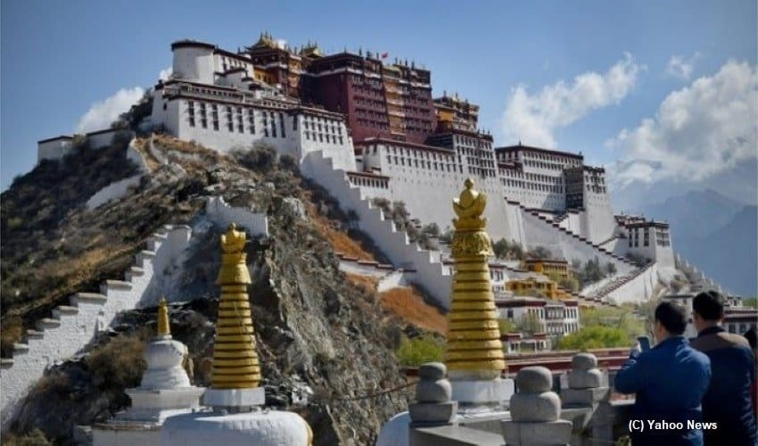 China, Tibet, Forced Labor, Human Rights Violations, Xingjiang, Tibetan mass labor program, Adrian Zenz, Human Right, Training camps,