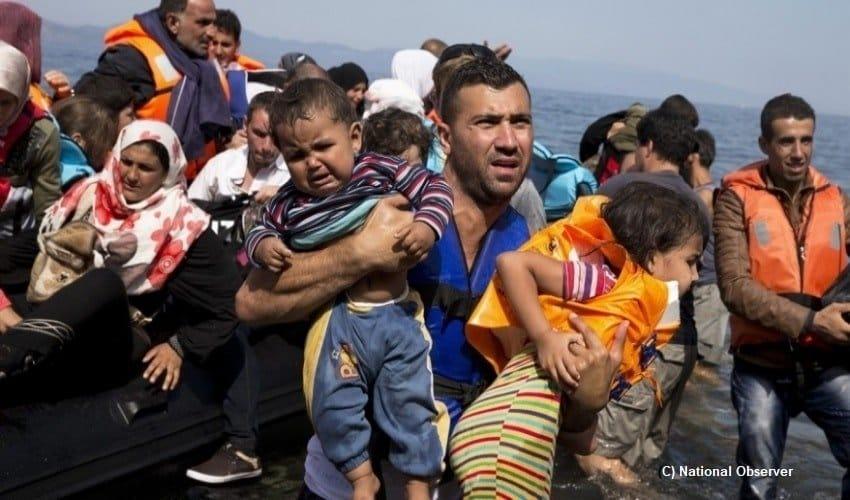 Greece, migrants, human rights violation, Lesbos, Turkey, Human Rights Watch