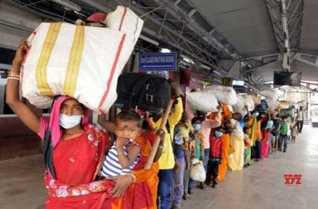 Indian Government has not documented migrant workers' deaths