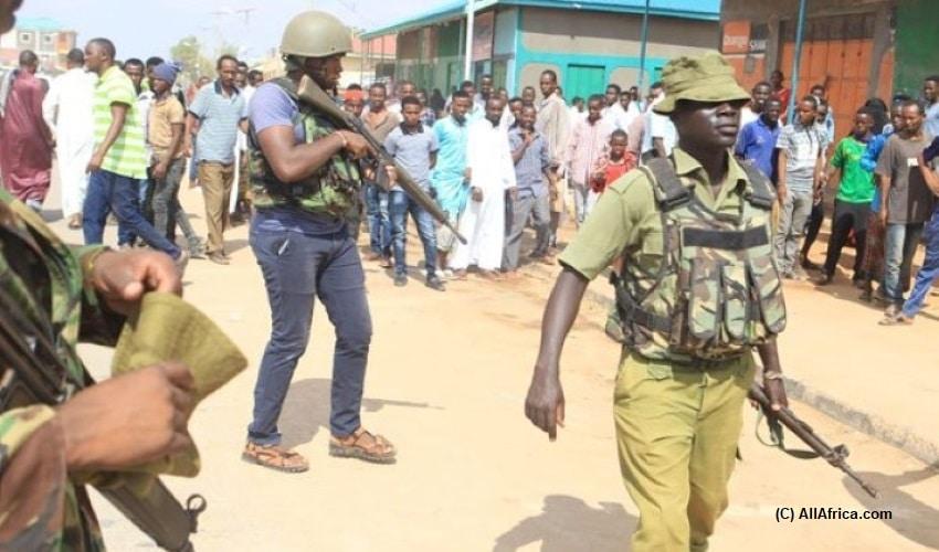 Kenya, human rights, police brutality, Covid-19
