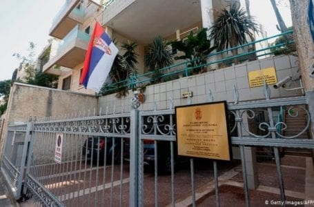Will Kosovo and Serbia get on with establishing their embassies in Jerusalem? The EU doesn't warrant so!