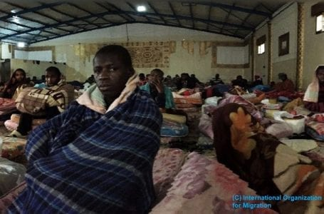 UN Chief highlights grave human rights abuses in migrants' detention centres in Libya