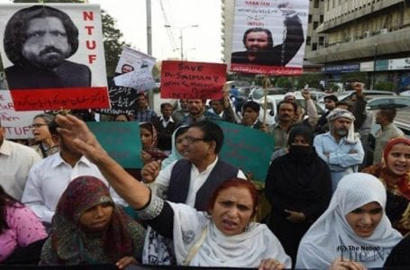 Media and Human Rights Activists Singled Out In Pakistan