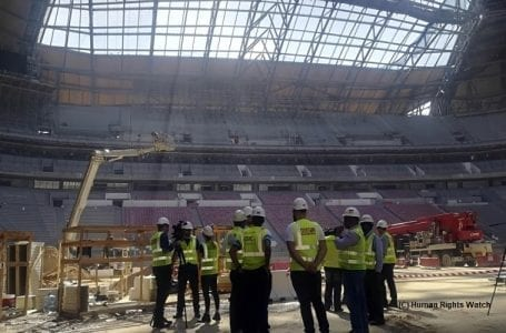 Qatar finally wakes up to labour reforms, convincing migrants workers to stay, could FIFA be the reason