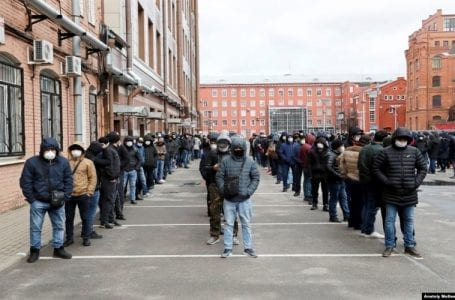 Why Migrant Workers Are Being Singled Out in Russia Again?