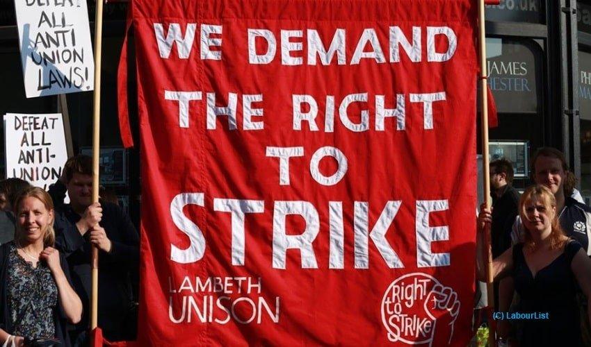 Trade unions, united kingdom, labour, conservative