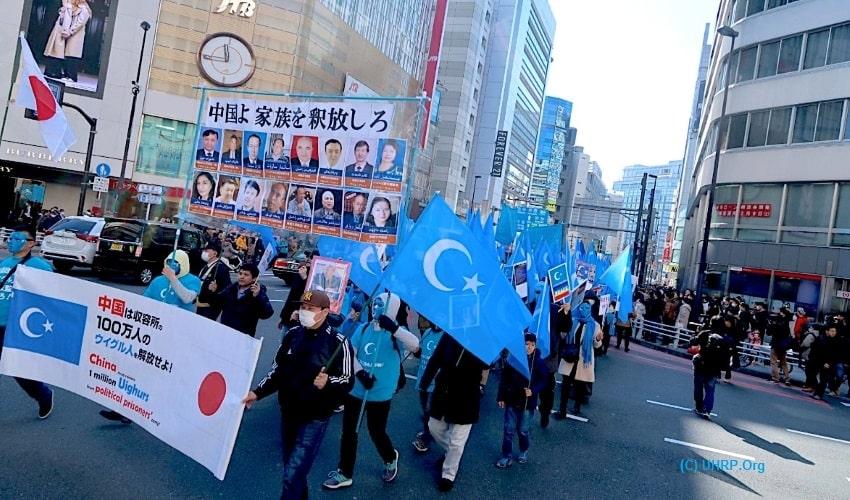 Japan, Minority group, Uighur people, Uighur Muslims,