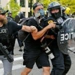 United States, Minnesota, journalist, Human Rights, New York City, Police, Donald Trump,