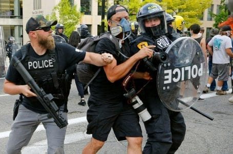 USA: 61 journalists arrested and 198 attacked in the last year