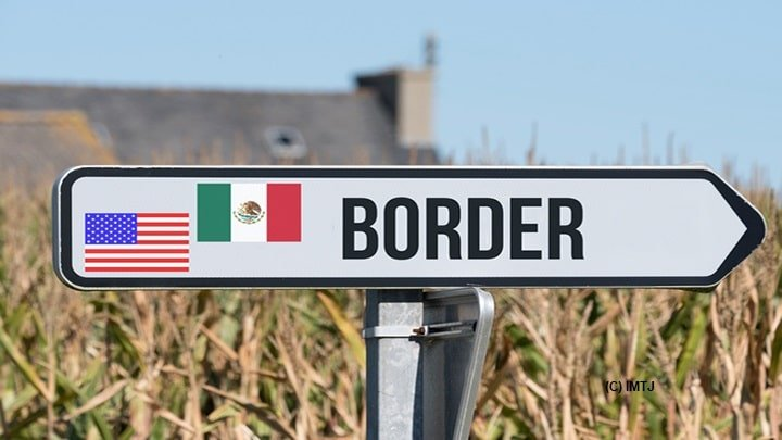 US-Mexico border closure extended, US Embassy in Mexico, Covid-19