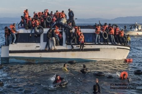 "Five years since the great Migrant crisis and still hundreds are ""vanishing"" in the Mediterranean: An Insight into the human plight"