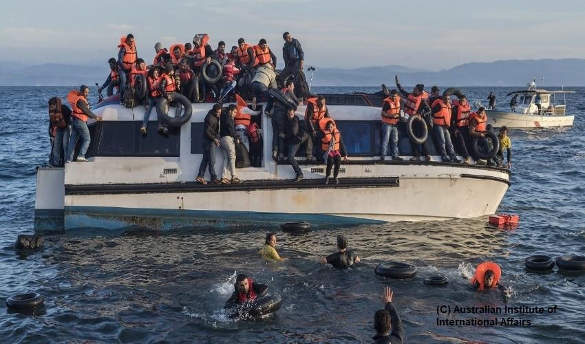 Mediterranean, migrant crisis, Europe