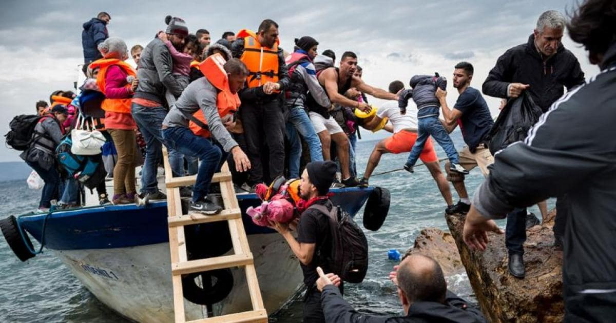 Asylum seekers, European Union, Europe, migrants