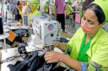 Asia-Pacific garment supply chain swells due to pandemic