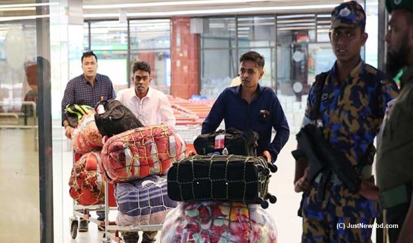 Dhaka, Saudi Arabia, Bangladeshi migrant workers, Riyadh, Saudi Arabia embassy, Biman Bangladesh Airlines, Saudia airline, AK Abdul Momen, Coronavirus lockdown, migrant workers